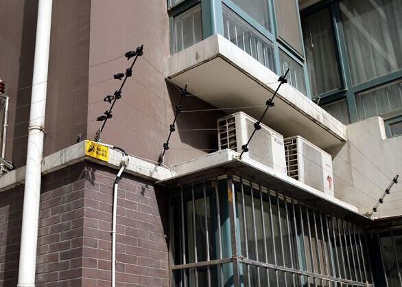 电子围栏小区解决方案